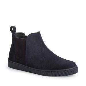 Pedro Garcia Paule Navy Blue Chelsea Boot Size 39